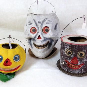 Three Early Lanterns