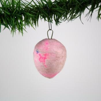 Pink Speckled Egg