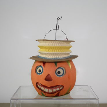 Accordion Hat Jack O Lantern