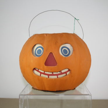 Large Composition Jack O Lantern